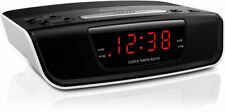 Philips AJ3123 Dual Alarm, Digital Tuning, FM Clock Radio