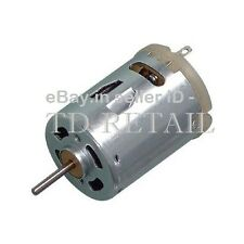 DC Motor 18000RPM Motor 12V for Electronics project use & Hobbyists - 1 Piece