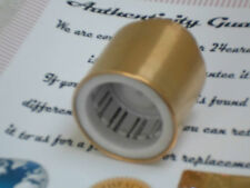 24K 24ct Gold Plated Stainless Steel Vacuum Wine Stopper Champagne Bottle Cover