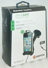 NEW Griffin iPhone 5s/5/4s/4 Window Seat Car Mount Hands Free dash iPod Android
