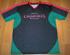 Tequila Cazadores Soccer Jersey shirt  #22 ONE SIZE fits all nice colors med/lg