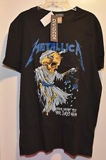 New with tags H&M METALLICA T-Shirt SIZE XL PUSHEAD Their Money Tips Her Scales