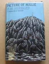 PICTURE OF MILLIE by P.M. Hubbard -1st/1st HCDJ 1964 Mystery-Edward Gorey jacket