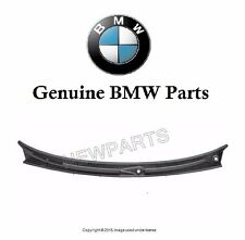 Covering-Windshield Wiper Motor Cowl Lower Seal For: BMW E46 323i 51718208483