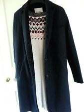 American Vintage Navy Coat size XS / UK6-8