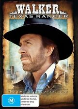 Walker, Texas Ranger : Season 1 (DVD, 2006, 7-Disc Set)