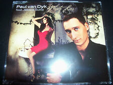 Paul Van Dyk Feat Jessica Sutta White lies Australian Remixes CD Single