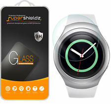 Supershieldz Tempered Glass Screen Protector For Samsung Gear S2 (4G 52mm Only)