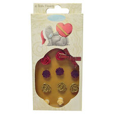 Me to You Christmas Resin flowers embellishments for cards and crafts