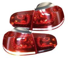 LED FAROS TRASEROS VW GOLF 6 vi 5k1 08+ rojo claro Weiss original-GTI R-LOOK depo