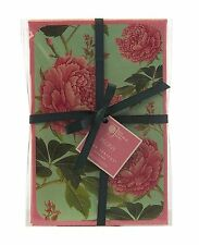 ROYAL HORTICULTURAL SOCIETY PEONY FRAGRANCED SACHETS, SET OF 2 - NEW