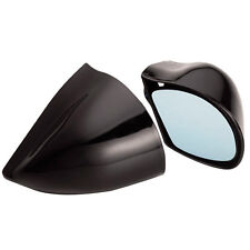 Mountney DTM Style Race/Wing/Side Mirrors In Black - Race/Rally/Motorsport