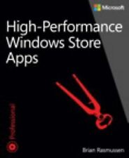 High-Performance Windows Store Apps by Brian Rasmussen (2014, Paperback, New...