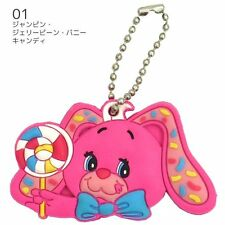 YUMYUMS Key Cover Jumping Candy Jelly Bean Bunny F/S with tracking no from JPN