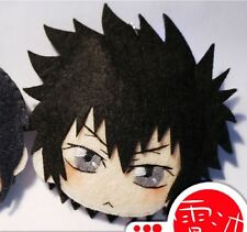 Japan Anime Psycho-Pass Shinya Kogami Cute DIY toy Doll keychain New Material