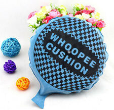 "7.1"" Comfortable Cushion Fart Whoopie Balloon Prank Gag Trick Fun Party Woopy"