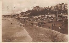 BR65631 the west beach bournemouth real photo   uk