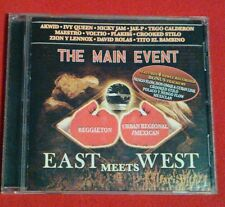 The Main Event: East Meets West by Various Artists (CD, Oct-2005)*Free Shipping*