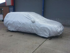 Subaru Impreza & STi with factory boot Spoiler. Voyager Car Cover