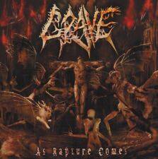 "GRAVE ""AS RAPTURE COMES"" CD NEUWARE!!!!!!!!!!!!!!!"