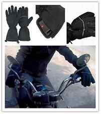 Heated Gloves Battery Powered Waterproof For Motorcycle Hunting Winter Warmer