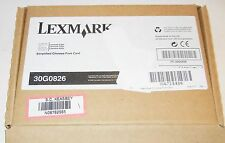 Lexmark Simplified Chinese Font Card 30G0826