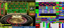 Roulette Master v.3.4 - System Software - Statistical system for win at Roulette