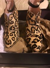 Enzo Angiolini Leopard (Pamla) Shoes New With Box