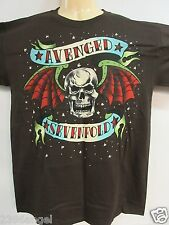 NEW - AVENGED SEVENFOLD A7X BAND / CONCERT / MUSIC T-SHIRT LARGE