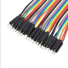 40Pcs 20cm 2.54MM Male TO Female Jumper Wire Dupont Cable For Arduino Breadboard