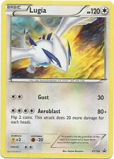 LUGIA XY156 Holo Rare Pokemon Card Break Evolution Box Black Star Promo