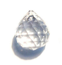 30mm Feng Shui Clear Crystal Ball Prisms 30% Leaded Wholesale  NEW CCI
