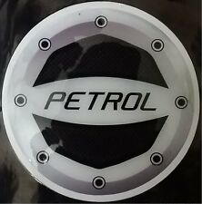 Reflective Rubberied Waterproof Black Petrol For Car Fuel Lid Car Decal sticker