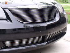 GenXTrims 2004-08 Chrysler Crossfire Polished Billet Grille 3Piece Set