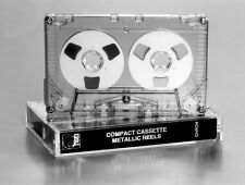 Metallspulen MC BASFCHROM C-46 für REVOX, SONY, AKAI u.a. OVP Super Look+Sound