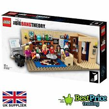 Lego Ideas 21302 The Big Bang Theory Appartment - BRAND NEW & SEALED