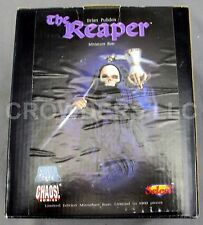 The Reaper Death Skeleton Miniature Bust Brian Pulido Eternal Toys Chaos Comics