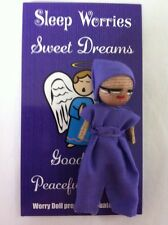 GUATEMALAN WORRY DOLLS - SLEEP WORRIES - BOY DOLL - SWEET DREAMS