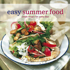 Easy Summer Food: Simple Recipes for Sunny Days (Easy), Various, Good Book