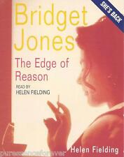BRIDGET JONES: THE EDGE OF REASON - Helen Fielding (Cassette Audio Book)