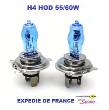 2 AMPOULES FORD XENON HOD H4 55/60W +30% NEUF NEW