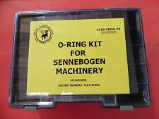 MEGA O-RING KIT FOR SENNEBOGEN MACHINERY 4100-SBGN-79