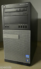 Dell OptiPlex 7010 MT Quad i5-3570 3.4 GHz 1TB HDD 8GB DDR3  Win 7 WiFi USB 3.0