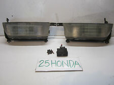 1990-1991 Honda Accord Stanley Optional Fog Lights OEM JDM CB CB7