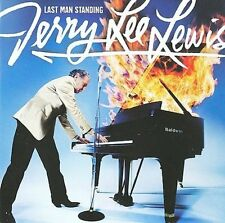Last Man Standing [Jerry Lee Lewis] [1 disc] [684340001714] New CD