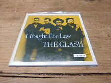 THE CLASH - I FOUGHT THE LAW - CLASH C1 - CARDSLEEVE!!!!!!!!!!!  !!RARE CD!!!!