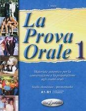 La Prova Orale 1 von T. Marin (2005, Gebunden) VHS Italienischkurs