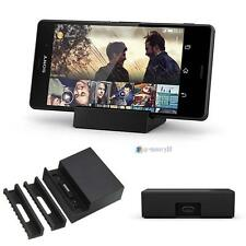 Portable Magnetic Charging Dock usb Charger for Sony Xperia Z3 Z2 Z1 Compact UP