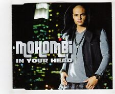 (GU673) Mohombi, In Your Head - 2011 DJ CD