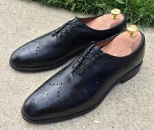 Allen Edmonds Fairfax Brogue Oxford Shoes 10 B